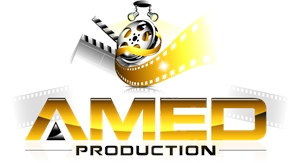 Amed Production Logo Vector