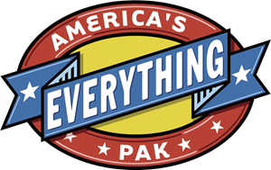 America's Everything Pak Logo Vector