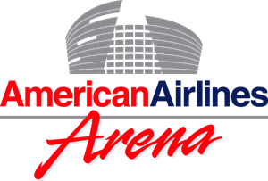 American Airlines Arena Logo Vector