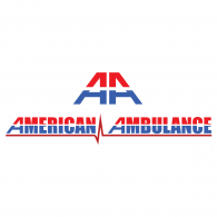 American Ambulance Florida Logo Vector