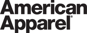 AMERICAN APPAREL Logo Vector