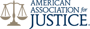 American Association for Justice Logo Vector