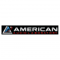 American Audio Laboratory Logo Vector