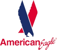 American Eagles airlines Logo Vector