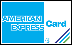 American Express Card Logo Vector
