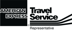 AMERICAN EXPRESS TRAVEL SERVICE Logo Vector