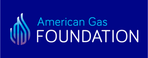 American Gas Foundation (AGF) Logo Vector
