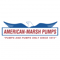 American-Marsh Pumps Logo Vector