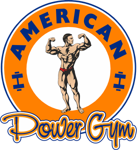 American Power Gym Logo Vector