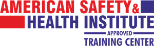 AMERICAN SAFETY & HEALTH INSTITUTE Logo Vector
