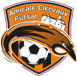 Amicale Clervaux Futsal Logo Vector