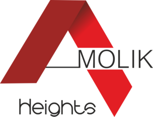 Amolik Heights Logo Vector