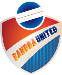 Amtali Super league Team Bandra United Logo Vector