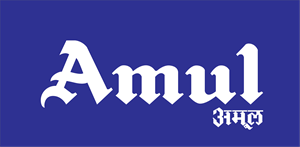 Amul ice Cream Logo Vector
