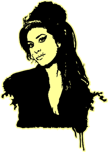 Amy Winehouse Logo Vector Svg Free Download
