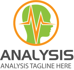 Analyst Human Logo Vector