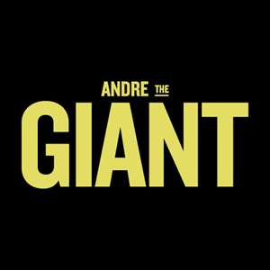Andre The Giant Logo Vector