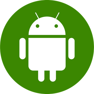 Android Icon Logo Vector
