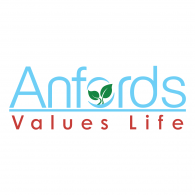 Anfords Values Life Logo Vector