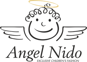 Angel Nido Logo Vector
