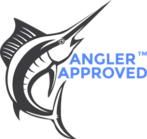 Angler Approved Logo Vector