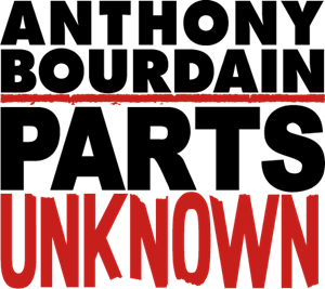 Anthony Bourdain Parts Unknown Logo Vector