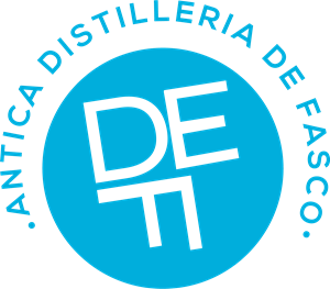 Antica Distilleria de Fasco Logo Vector