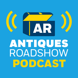 Antiques Roadshow Podcast Logo Vector