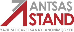 Antsaş Stand Logo Vector