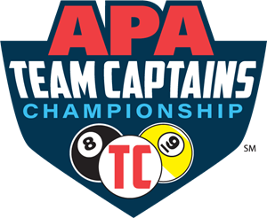 APA Team Captains Championship Logo Vector