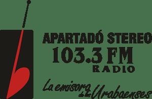 Apartadó Stereo Logo Vector (.CDR) Free Download