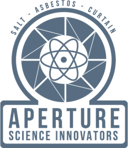 Aperture Science Innovators Logo Vector