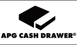 APG Cash Drawer Logo Vector
