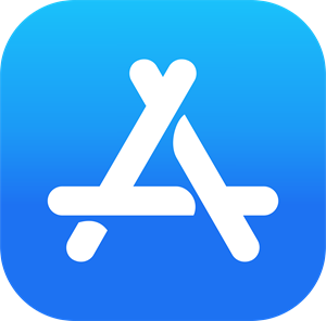 APP STORE ICON Logo Vector