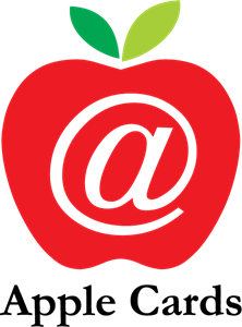 Apple Cards Logo Vector