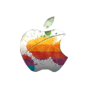 Apple Graphics Logo Vector