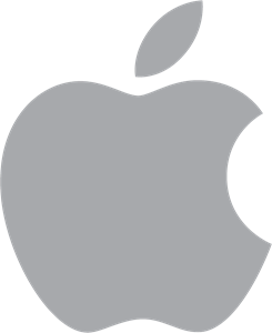 Apple Logo Vector (.AI) Free Download