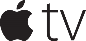 Apple TV Logo Vector