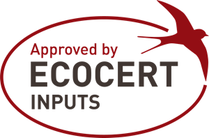 Approved by Ecocert Inputs Logo Vector