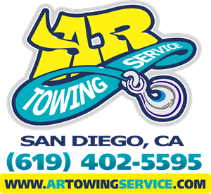 AR Towing Logo Vector