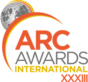 ARC Awards International XXXII Logo Vector