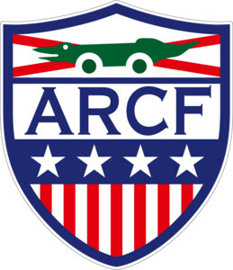 ARCF Automobile Racing Club of Florida Logo Vector