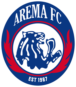 Arema Football Club Logo Vector