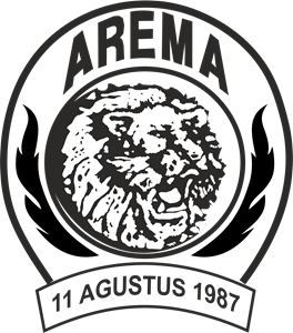 Arema Indonesia FC Logo Vector