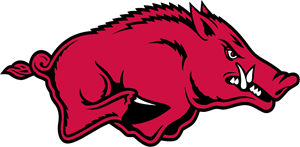 Arkansas Razorbacks Logo Vector