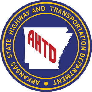 Arkansas State Highway and Transportation Logo Vector