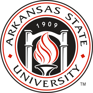 Arkansas State University Logo Vector