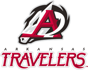 Arkansas Travelers Logo Vector