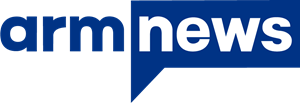 Arm news TV Logo Vector