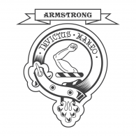 Armstrong Invictus Maneo Logo Vector